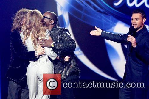 Steven Tyler, American Idol, Jennifer Lopez, Randy Jackson and Ryan Seacrest 8
