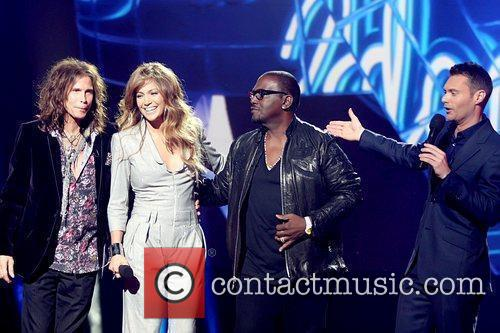 Steven Tyler, American Idol, Jennifer Lopez, Randy Jackson and Ryan Seacrest 7
