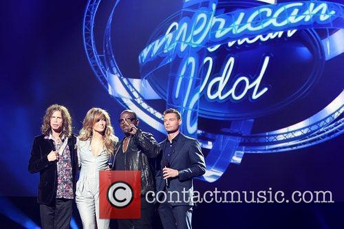 Steven Tyler, American Idol, Jennifer Lopez, Randy Jackson and Ryan Seacrest 1