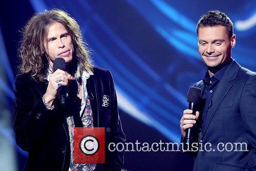 Steven Tyler, American Idol and Ryan Seacrest 4