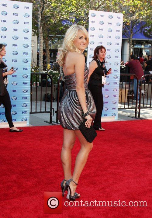 Carrie Underwood and American Idol 5