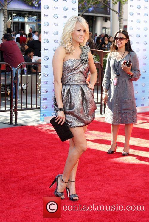 Carrie Underwood and American Idol 3