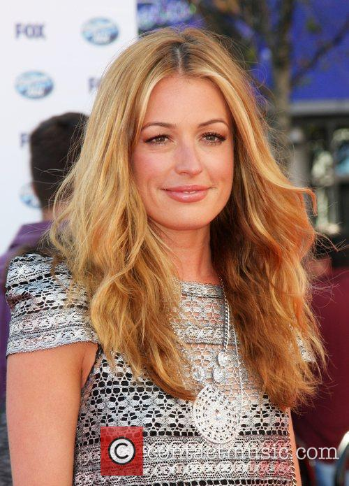 Cat Deeley and American Idol 2