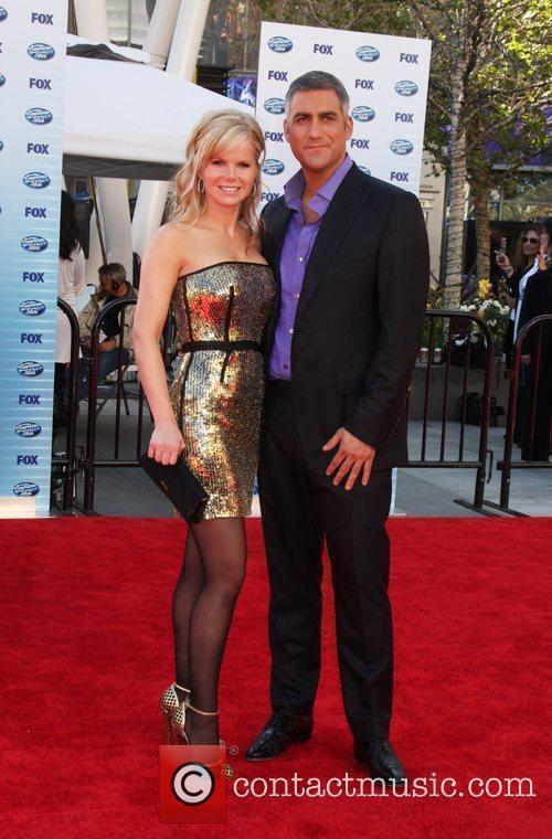 Crystal Hunt & Taylor Hicks The American Idol...