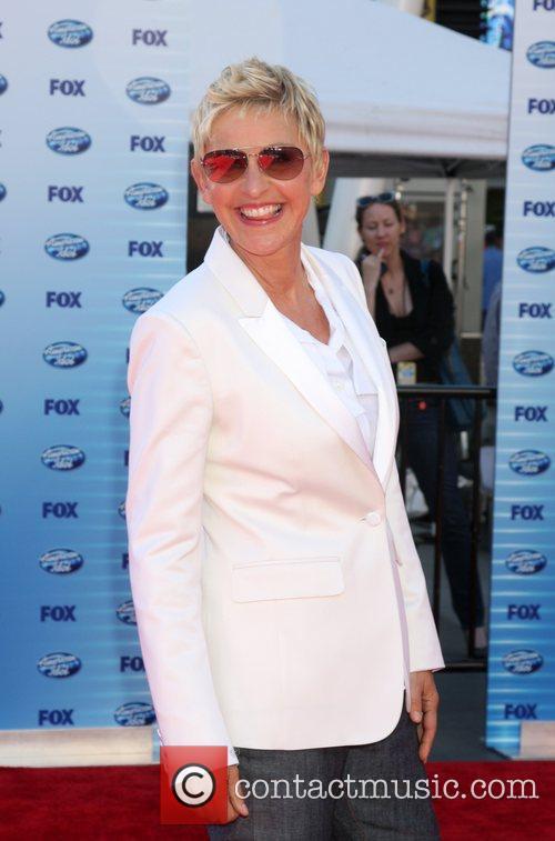 Ellen Degeneres and American Idol 1