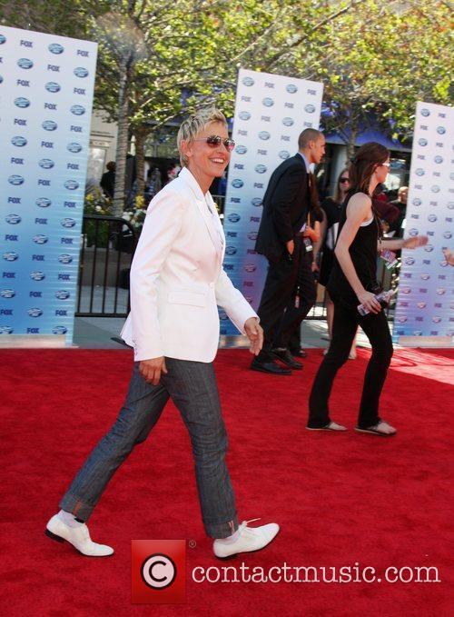 Ellen Degeneres and American Idol 4