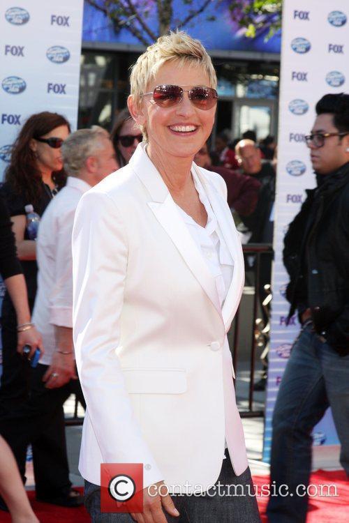 Ellen Degeneres and American Idol 3