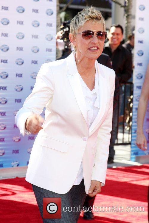 Ellen Degeneres and American Idol 5