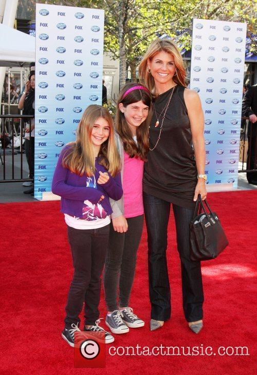 Lori Loughlin and American Idol 1