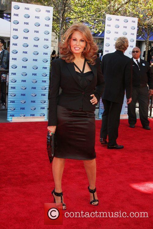 Raquel Welch and American Idol 4