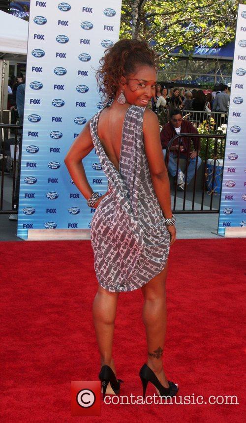 Rozonda Chilli Thomas The American Idol Season 9...