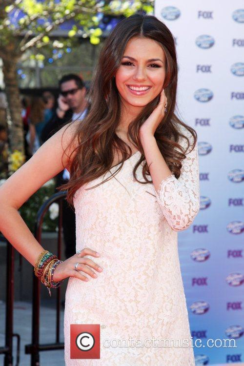 Victoria Justice and American Idol 3