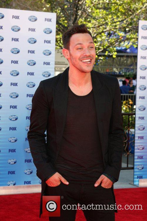 Will Young The American Idol Season 9 Finale...