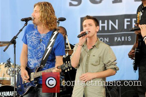 Casey James and Aaron Kelly 2010 American Idols...