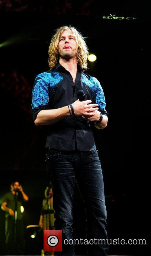 Casey James and American Idol 1