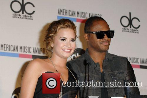 Demi Lovato and Taio Cruz 3