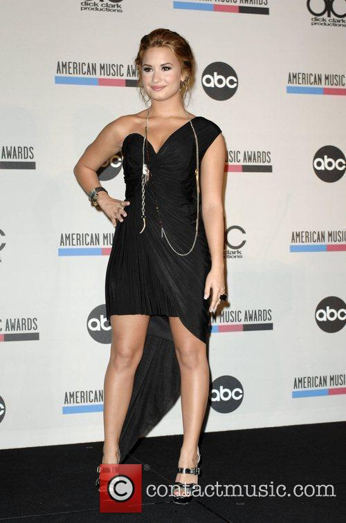 Demi Lovato 2010 American Music Awards Nominations held...
