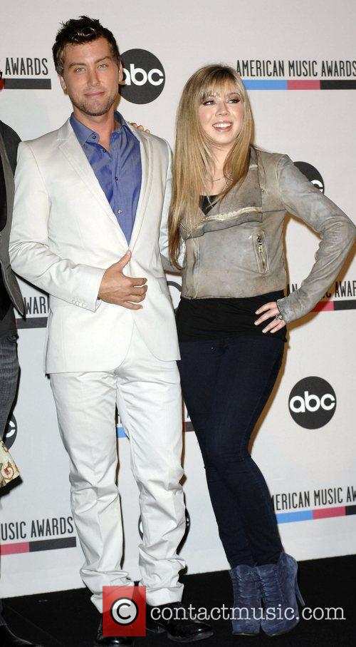 Lance Bass and Jennette Mccurdy 2