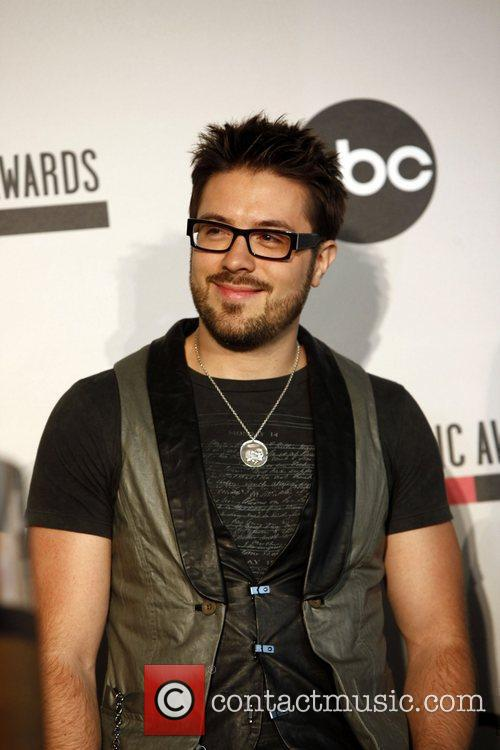 Danny Gokey 2010 American Music Awards Nominations held...