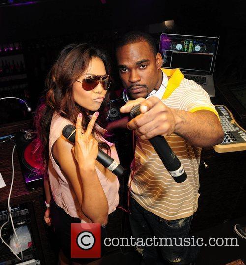 Amerie and DJ Stevie J 1