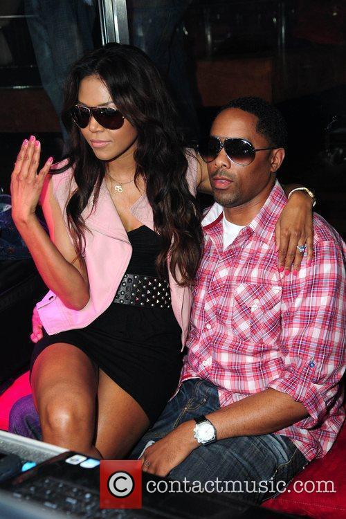 Amerie and Her Fiance Lenny Nicholson 11