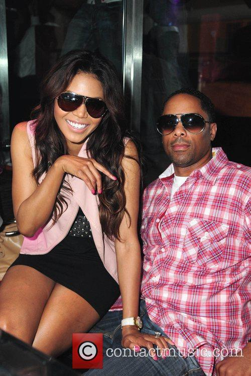 Amerie and Her Fiance Lenny Nicholson 7