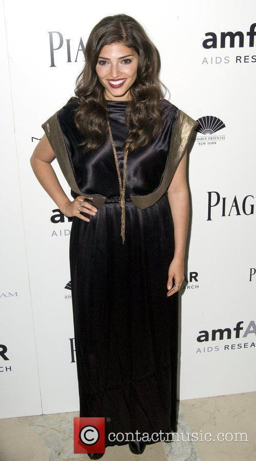 Amanda Setton  2010 amfAR New York Inspiration...