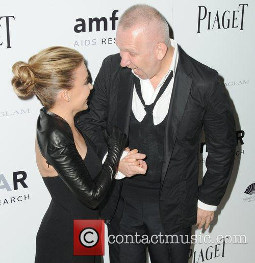 Jean Paul Gaultier and Kylie Minogue  2010...