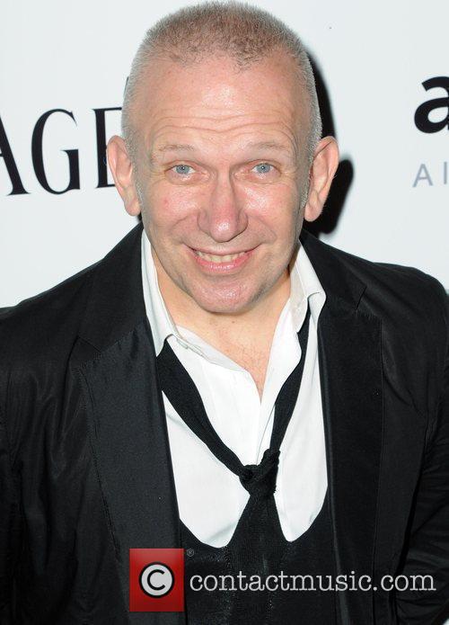 Jean Paul Gaultier  2010 amfAR New York...