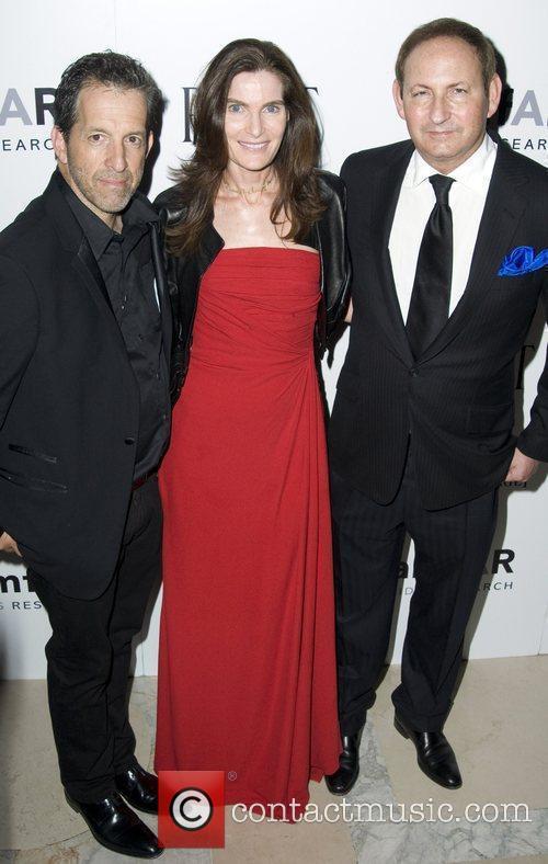 Kenneth Cole, Jennifer Creel and John Dempsey...