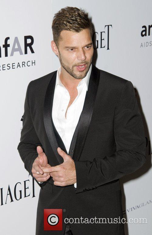 Ricky Martin  2010 amfAR New York Inspiration...