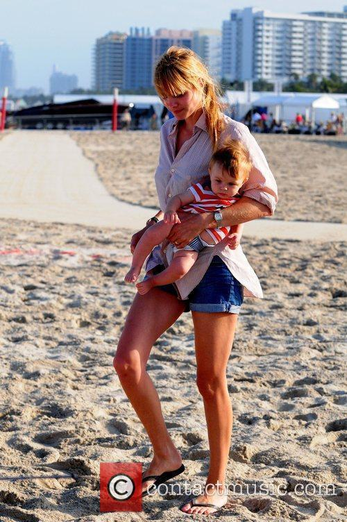 Polo player Nicho Figueras wife Delfina Blaquier and...