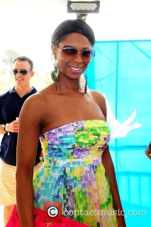 Jennifer Williams from VH1 Basketball Wives television show...