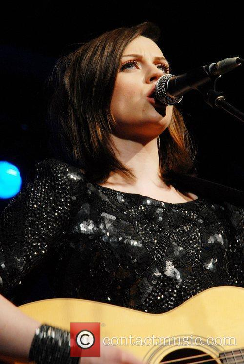 Amy MacDonald  performing at the Institute of...