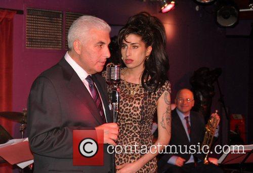 Amy Winehouse and Mitch Winehouse 6