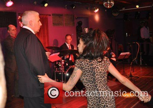 Amy Winehouse and Mitch Winehouse 10