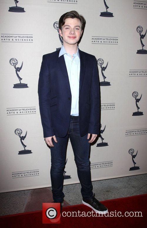 Chris Colfer The Academy of Television Arts &...