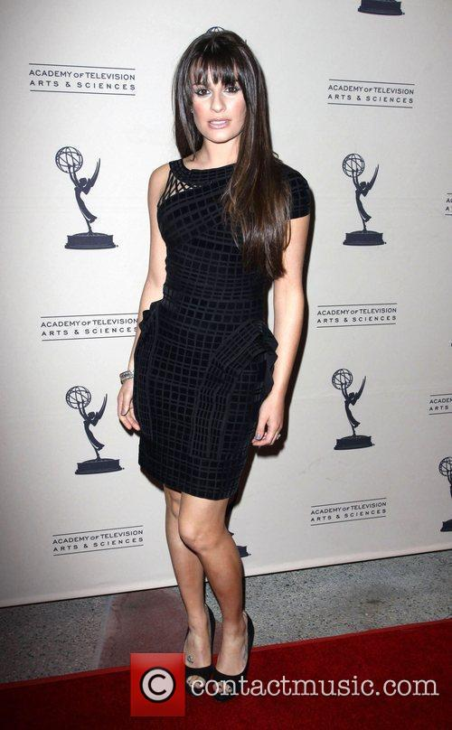 Lea Michele The Academy of Television Arts &...