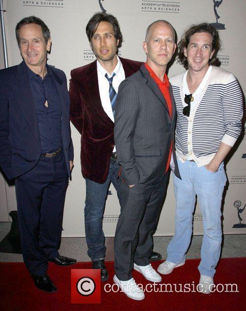 Producers Dante Di Loreto, Brad Falchuk, Ryan Murphy...