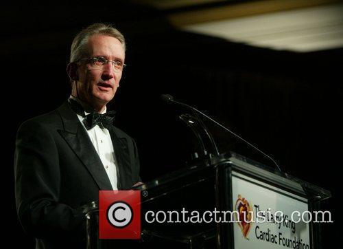 Dr Mark Carlson, Larry King