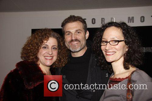 Mary Testa, Marc Kudisch and Barbara Walsh Transport...