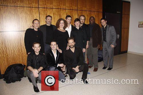 Michael John LaChiusa, Marc Kudisch, Mary Testa, Andrew...