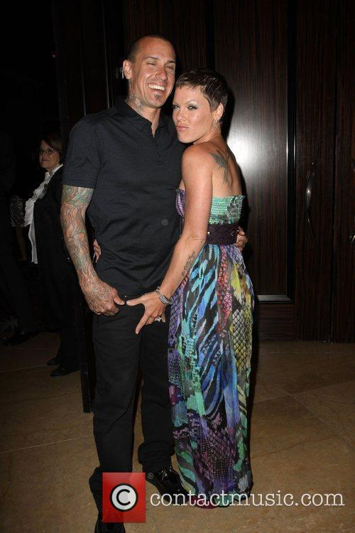 Carey Hart and Alecia Beth Moore Aka Pink 8