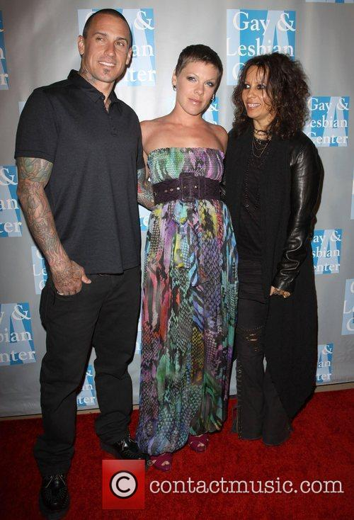 Carey Hart and Pink 5