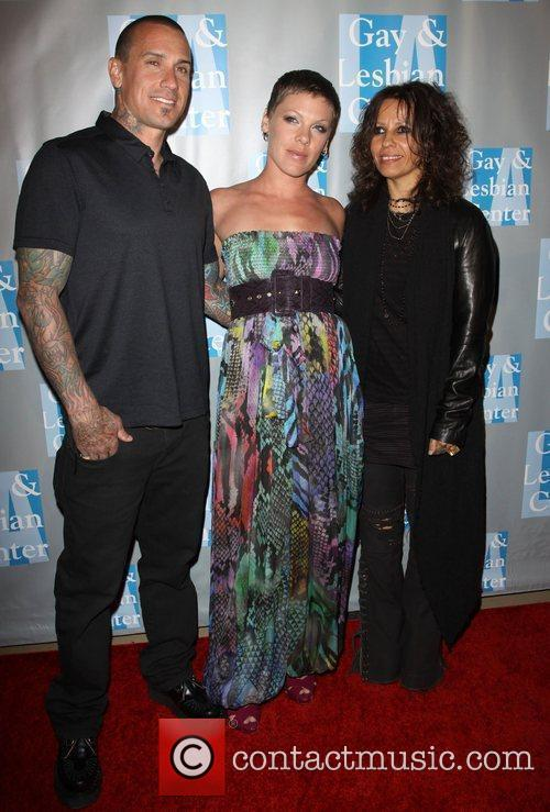 Carey Hart and Pink 2