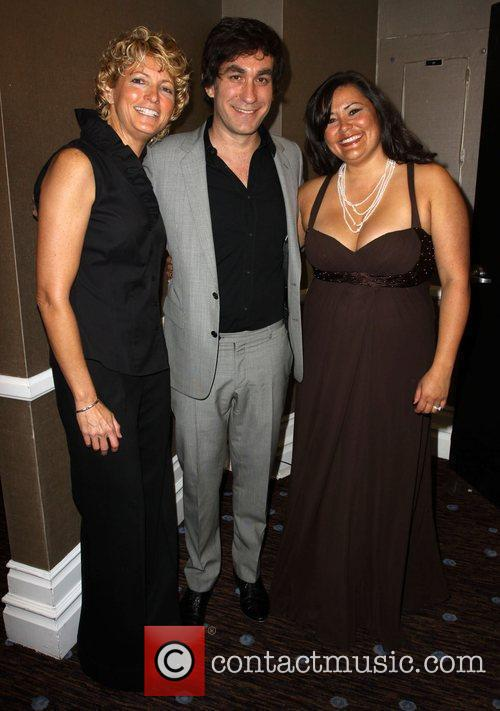 Kelley Lynch, Brent Bolthouse and Annie Goto