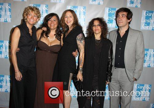 Kelley Lynch, Annie Goto, Shannon Del, Linda Perry and Brent Bolthouse 4