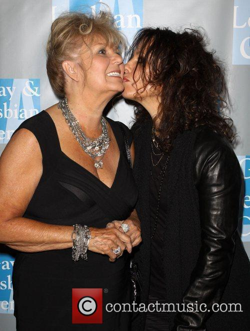 Linda Perry and Her Mother 1