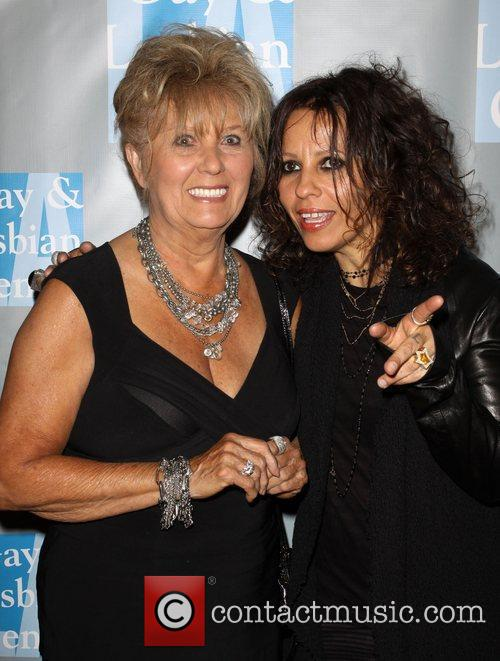 Linda Perry and Her Mother 5