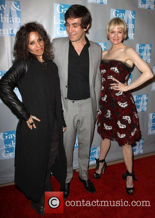 Linda Perry, Brent Bolthouse and Renee Zellweger 9